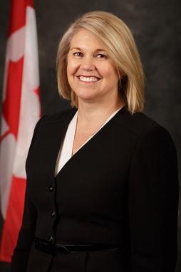 Deputy Minister of Defence, Jody Thomas