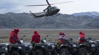 Rangers ATV