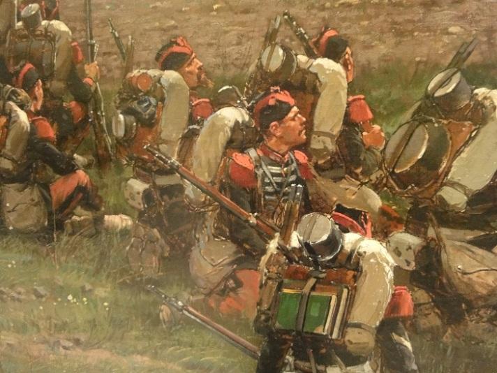 Edouard_Detaille_bataille_de_Rezonville_1870