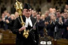 Sgt at Arms Kevin Vickers
