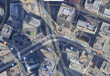 Google Maps Streetview 2018