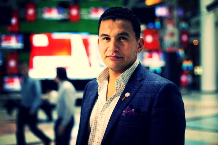 Wab Kinew Interview