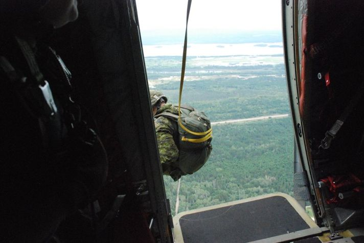 Jump (Static Line Deploys)