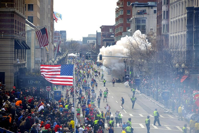 Boston Marathon Bombing-1