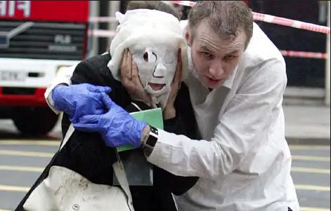 London Subway Bombing-1