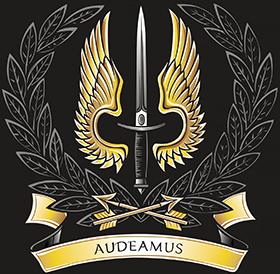 CSOR Cap Badge